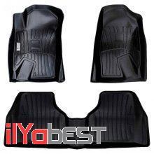 کفپوش سه بعدی خودرو پاسیکو مدل PLY11 مناسب برای خودرو پژو دنا سمند